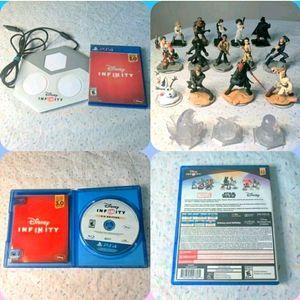 Disney Infinity 3.0 PS4 Figures Game Portal Crysta